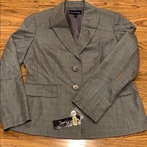 NWT 2 pc Evan Picone suit (jacket, pants) size 14